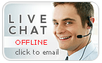 chat help - please click to email